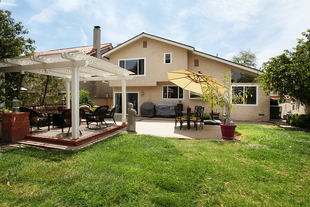 Large Living Area Outdoors